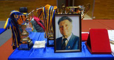 Сборная Украины – победительница на турнире Л. А. Дуная
