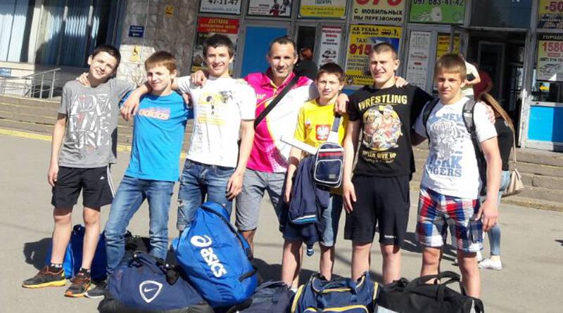 Итоги Чемпионата Украины среди юношей и девушек 2003-2004 г.р.