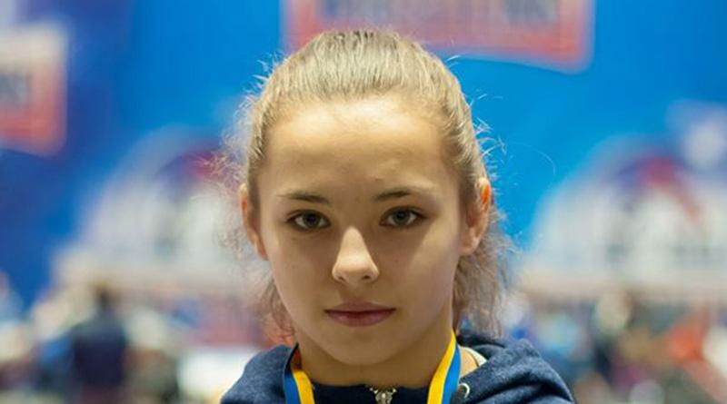 Альбина Рилля – вторая на Чемпионате Европы!
