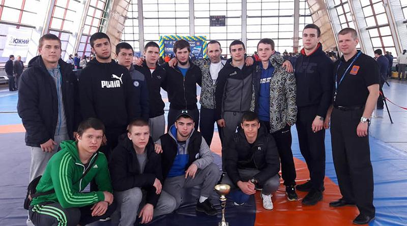 Итоги Чемпионата Украины среди юниоров
