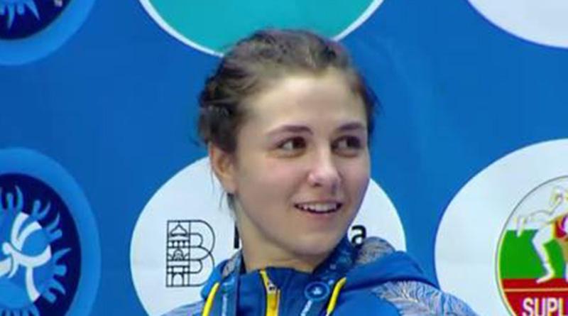 Илона Прокопевнюк в финале ЧЕ!