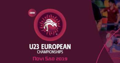 Адлан Батаев везет в Харьков бронзу Евро U23