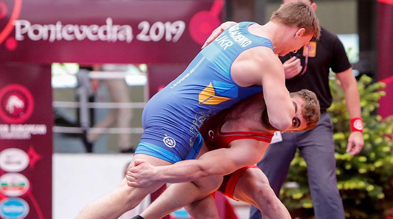 Демид Караченко везет еще одну бронзу ЧЕ в Харьков!