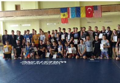 Харьковчане в международном лагере «Атлеты в действии»